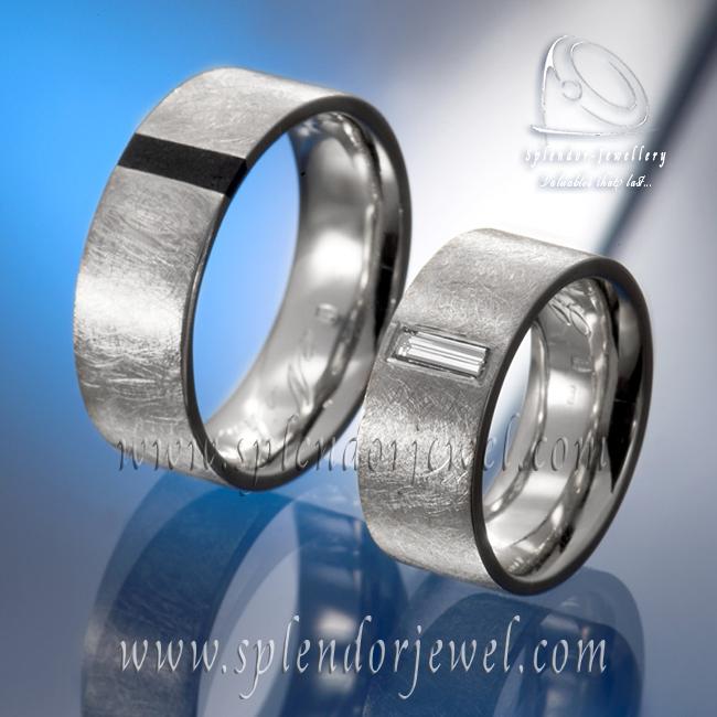 Fehérarany karikagyűrű