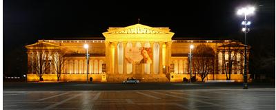 Luxus est a Szépművészeti Múzeumban